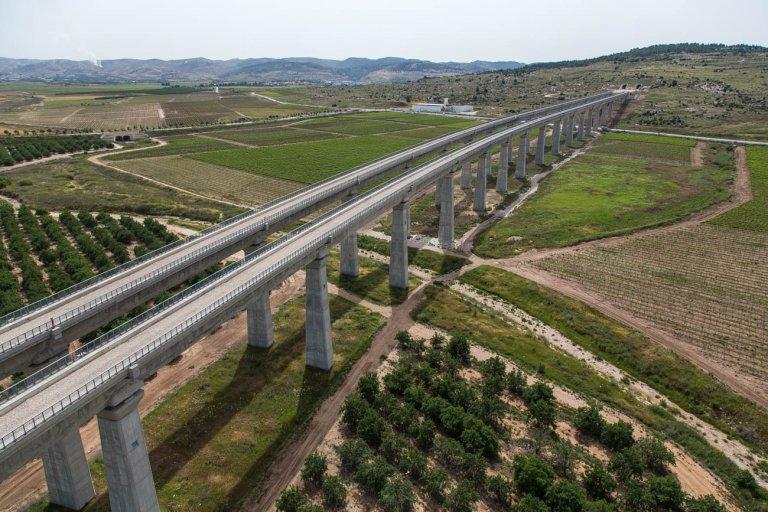 Latrun Railroad Bridge
