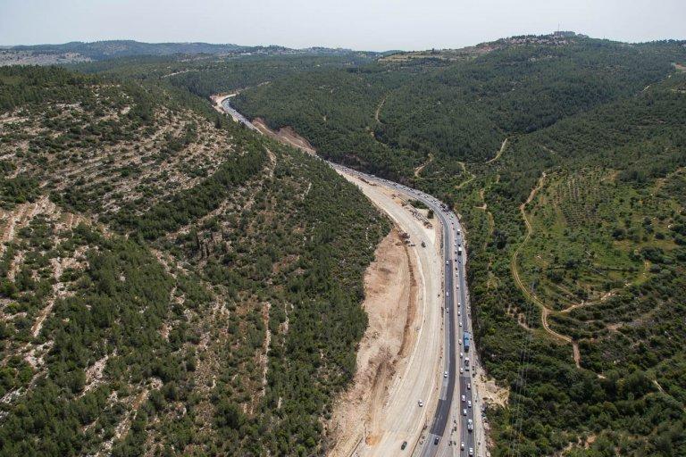 Highway no.1, Shaar Ha-Gauy